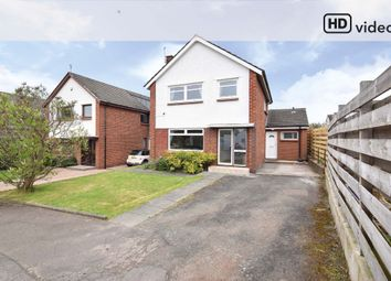 Thumbnail 4 bed detached house for sale in Cramond Crescent, Cramond, Edinburgh