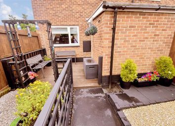Thumbnail 3 bed end terrace house for sale in Scampton Garth, Bransholme, Hull