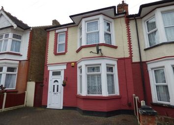 Thumbnail 3 bedroom semi-detached house for sale in Westcliff-On-Sea, Essex, England