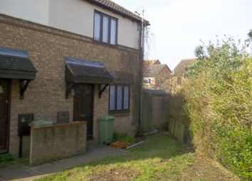 Thumbnail 1 bedroom semi-detached house to rent in Rillington Gardens, Emerson Valley, Milton Keynes