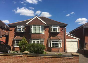 Thumbnail 5 bed detached house to rent in Greenland Road, Selly Park, Birmingham