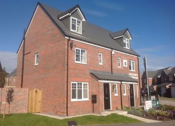 "Thumbnail 4 bed semi-detached house for sale in ""The Penshaw "" at Greatham Avenue, Stockton-On-Tees"