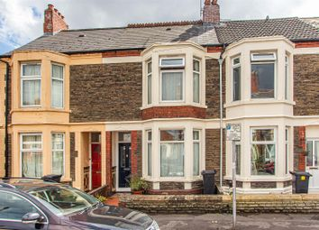 Thumbnail 2 bed property for sale in Daviot Street, Roath, Cardiff
