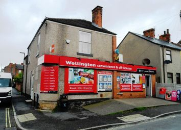 Retail premises for sale in Wellington Street, Chesterfield S43