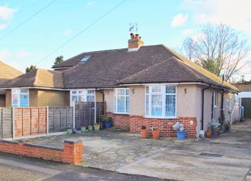 Thumbnail 2 bed semi-detached bungalow for sale in Cheshire Gardens, Chessington