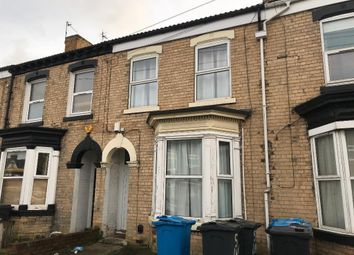 Thumbnail 5 bed terraced house for sale in Lambert Street, Kingston Upon Hull