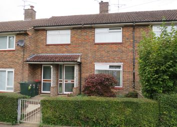 Thumbnail 3 bedroom terraced house for sale in Banks Road, Crawley