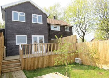 Thumbnail 4 bedroom semi-detached house for sale in Beechley Drive, Fairwater, Cardiff