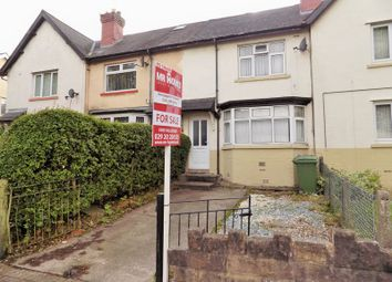 Thumbnail 2 bed terraced house for sale in South Clive Street, Cardiff