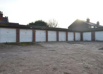 Thumbnail Parking/garage for sale in Rear Vicarage Lane, Blackpool