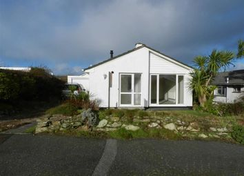 Thumbnail 3 bed detached bungalow for sale in Ros Lyn, Carbis Bay, St. Ives