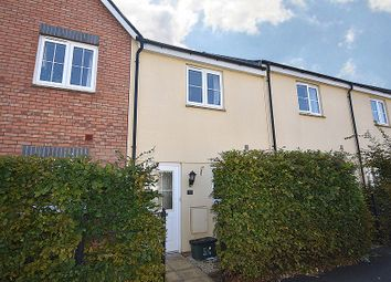 Thumbnail 2 bed terraced house for sale in Younghayes Road, Cranbrook, Near Exeter