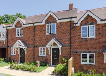 Thumbnail 2 bed terraced house for sale in Woodlands Avenue, Rowland's Castle