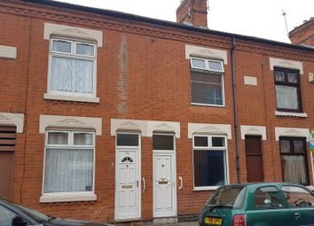 Thumbnail 3 bed terraced house to rent in Bruin Street, Leicester