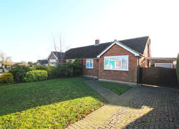 Thumbnail 2 bed semi-detached bungalow for sale in Pyrford, Surrey