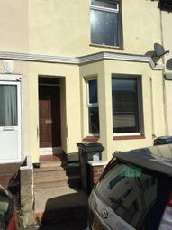 Thumbnail 2 bed terraced house to rent in Douglas Road, Dover