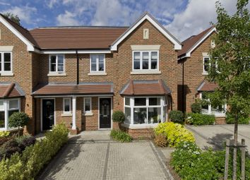 Thumbnail 4 bed semi-detached house for sale in Fox Grove, Walton-On-Thames