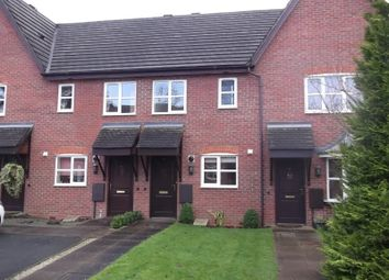 Thumbnail 2 bed terraced house to rent in Appletrees Crescent, Bromsgrove, Worcestershire