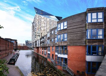 Thumbnail 2 bedroom flat for sale in Washington Wharf, Birmingham