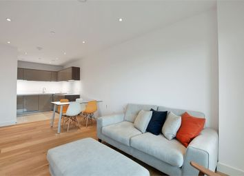Thumbnail 1 bed flat for sale in Peartree Way, Greenwich, London