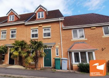 Thumbnail 3 bed town house for sale in Trinity Road, Edwinstowe, Mansfield
