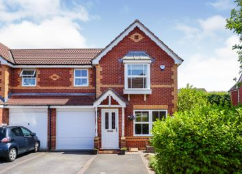 Thumbnail 3 bed semi-detached house for sale in Wadham Grove, Emersons Green