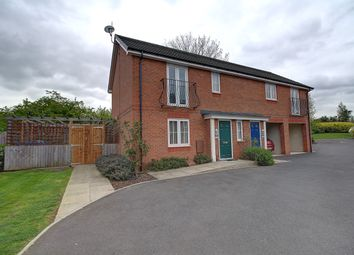 Thumbnail 2 bed semi-detached house for sale in Cossington Road, Coventry