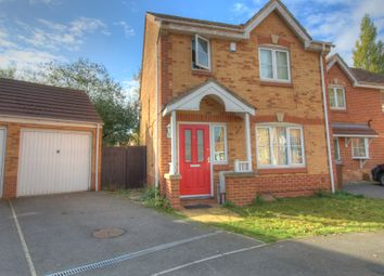 Thumbnail 3 bed detached house for sale in The Poplars, Nottingham