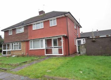 Thumbnail 3 bedroom semi-detached house for sale in Llandovery Close, Ely, Cardiff
