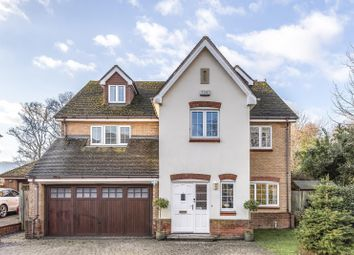 5 bed detached house for sale in Bax Close, Storrington, West Sussex RH20