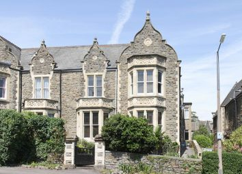 Thumbnail 3 bed flat for sale in St. Johns Road, Clevedon