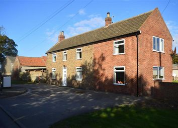 Thumbnail 3 bed detached house for sale in Great Hatfield Road, Sigglesthorne, East Yorkshire