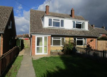 Thumbnail 3 bed semi-detached house for sale in St Swithins Drive, Lower Quinton, Stratford-Upon-Avon
