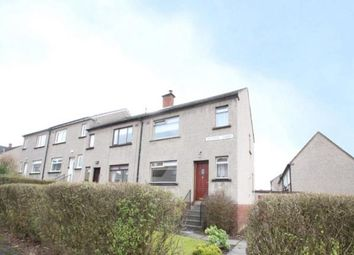 Thumbnail 2 bed end terrace house for sale in Juniper Court, Lenzie, Glasgow
