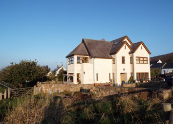 Thumbnail 5 bed detached house for sale in Belle Vue, Llangennith, Gower, Swansea
