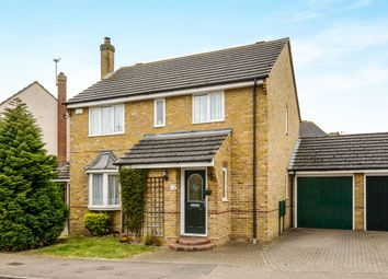 Thumbnail 4 bedroom detached house for sale in Riverside Way, Kelvedon, Colchester