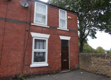 Thumbnail 2 bed end terrace house for sale in Marlow Avenue, Nottingham, Nottinghamshire