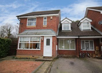 Thumbnail 3 bed end terrace house for sale in Wheeler Road, Maidenbower, Crawley
