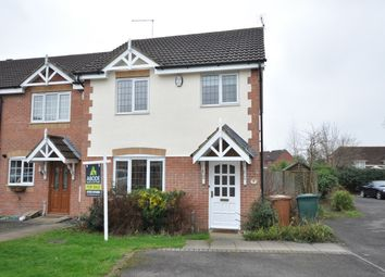 Thumbnail 3 bed town house for sale in Rogers Court, Hatton, Derby