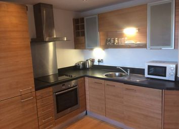Thumbnail 1 bed flat to rent in Clarence House, The Boulevard, Leeds
