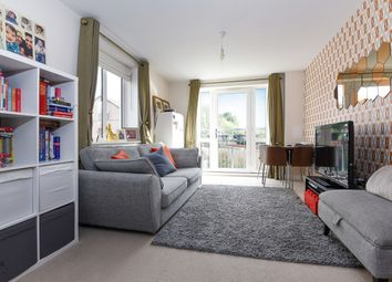 Thumbnail 2 bed flat for sale in Beckwith Close, Enfield