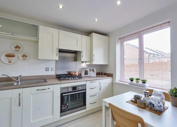 "Thumbnail 3 bedroom end terrace house for sale in ""The Dadford - Plot 72"" at Green Meadow, Wednesfield, Wolverhampton"