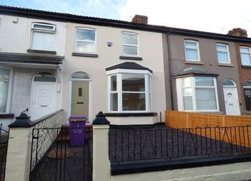 Thumbnail 2 bed property to rent in Wellington Street, Garston, Liverpool