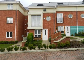 Thumbnail 4 bedroom town house for sale in Ashton Bank Way, Ashton-On-Ribble, Preston
