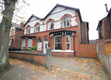 Thumbnail 4 bedroom semi-detached house for sale in Hawthorn Avenue, Eccles, Manchester