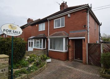 Thumbnail 3 bed semi-detached house for sale in Holywell Mount, Castleford