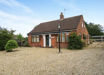 Thumbnail 2 bed detached bungalow for sale in Westfield Road, Toftwood, Dereham