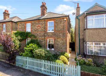 Thumbnail 3 bed semi-detached house for sale in Gladstone Road, Ashtead, Surrey