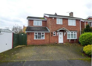 Thumbnail 4 bed property for sale in Naylors Drive, Middle Rasen, Lincolnshire