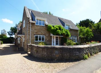 Thumbnail 5 bed detached house for sale in Cherry Orton Road, Orton Waterville, Peterborough
